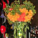 The Arrangement Premier Party Flowers designed by Tic-Tock Couture Florist