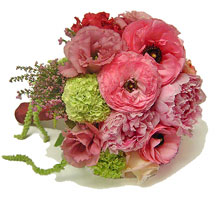 wedding floral design and bouquets